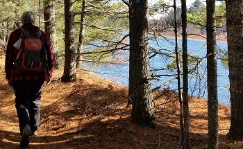 Hiking North Country Trail