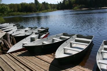 Row Boat Rentals